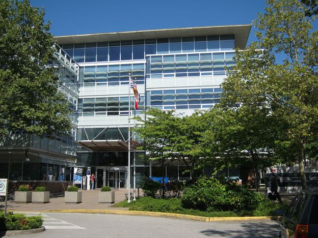 Surrey BC Tax Center renovation - Olympic Projects