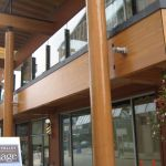 lynn valley library repairs by Olympic Projects