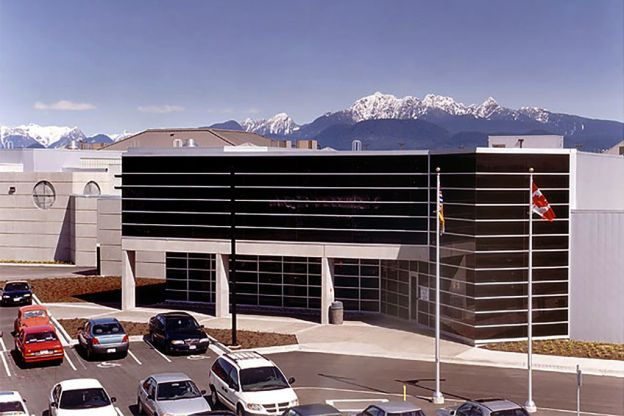 north fraser Pretrial centre office renovations by Olympic Projects