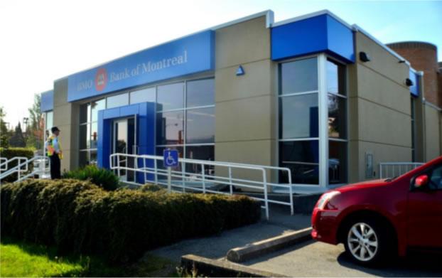 Bank of montreal renovation
